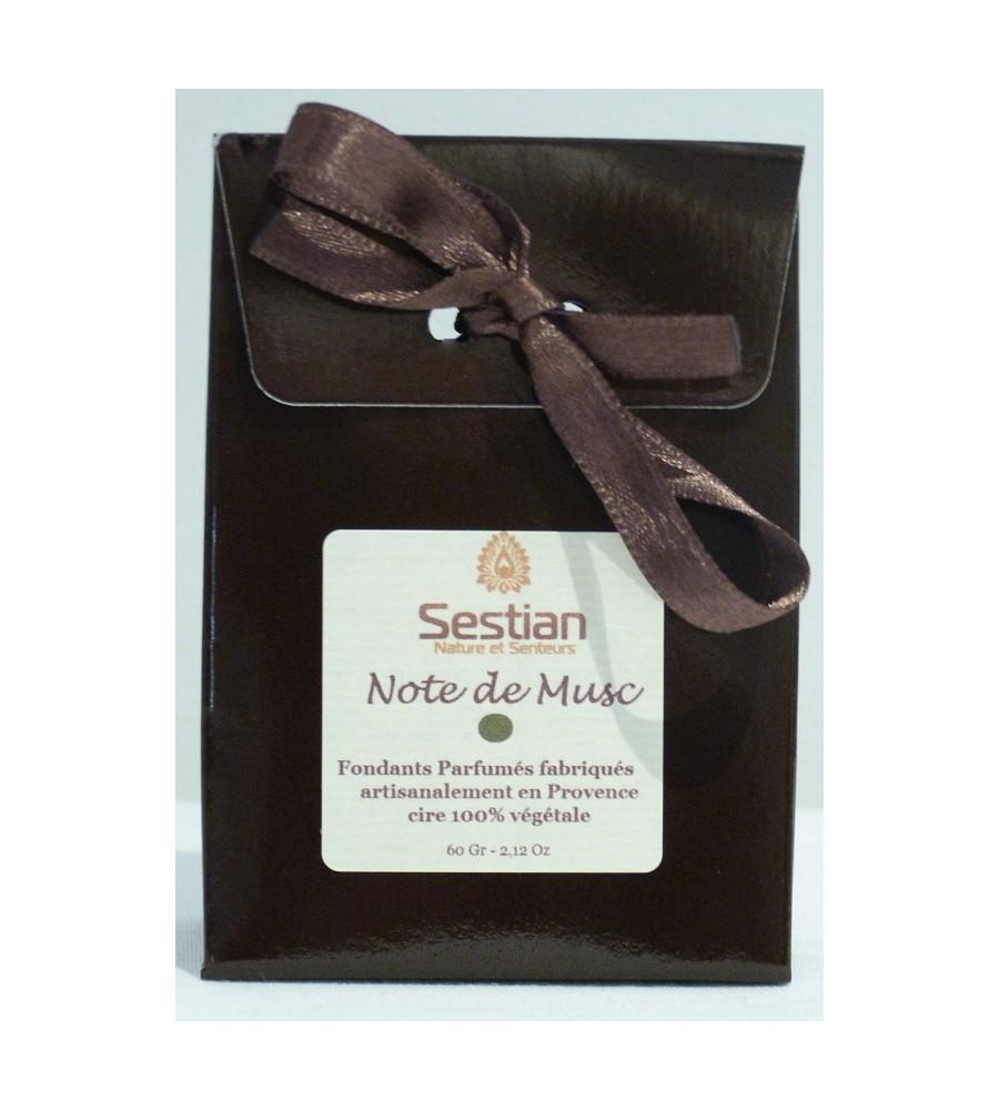 Fondants Parfumés -Note de Musc