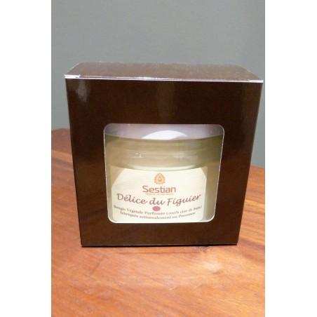 Bougie Parfumée Délice du Figuier XL 2 mèches