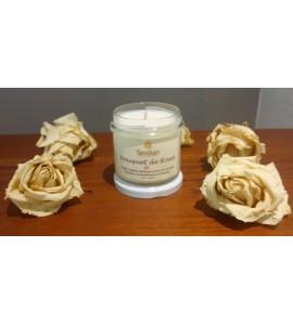 Bougie Parfumée Bouquet de Roses