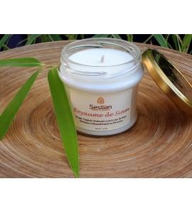 Bougie Naturelle Parfumée Royaume de Siam Gamme M