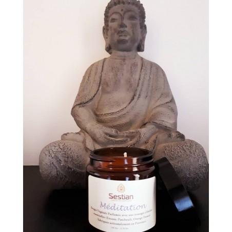 Bougie Végétale Synergie Méditation