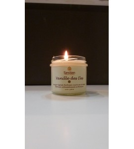 Bougie Parfumée Vanille des Iles
