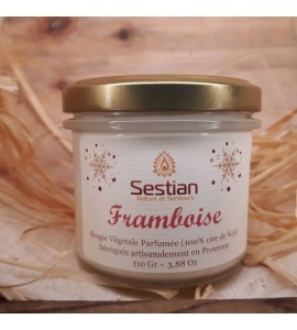 Bougie Parfumée Framboise