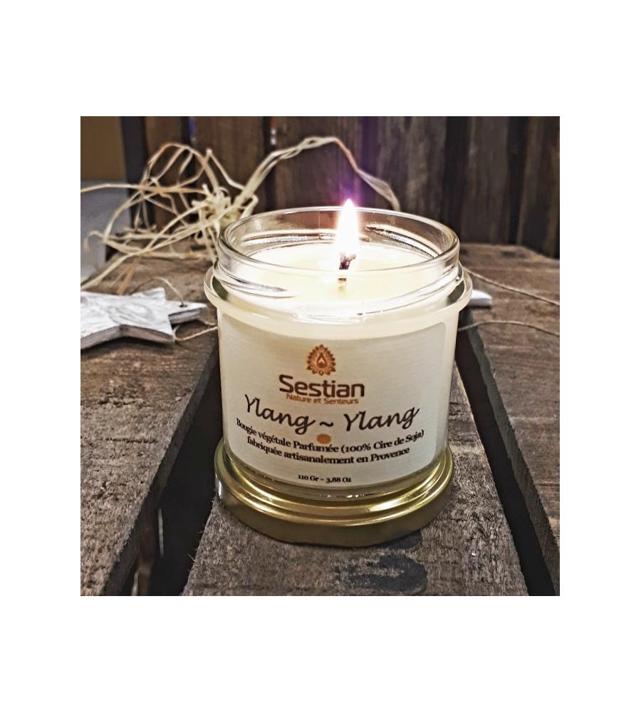 Bougie Parfumée Ylang-Ylang 110