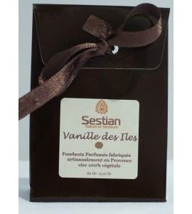 Sac de 10 Galets Parfumés - Vanille des Iles