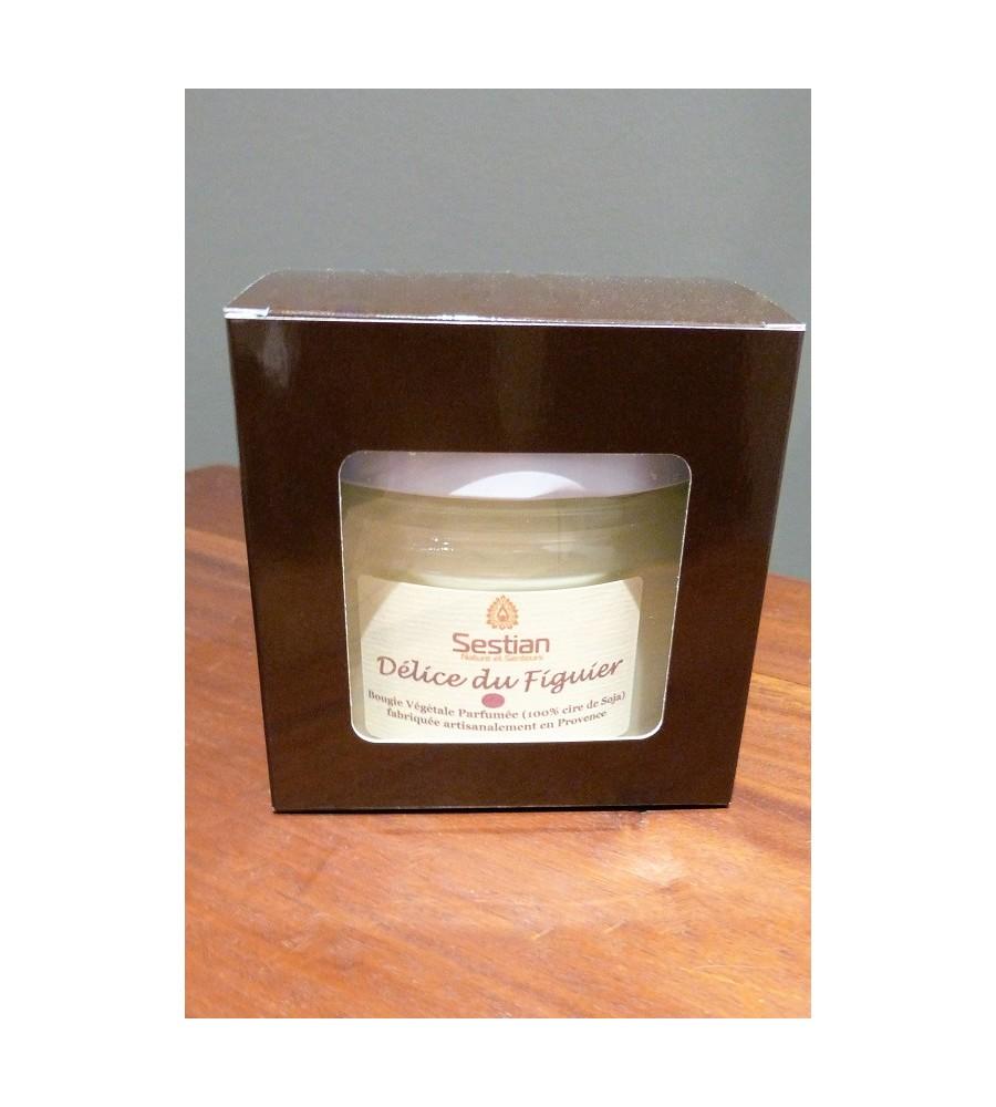 Bougie Parfumée Délice du FiguierXL 2 mèches