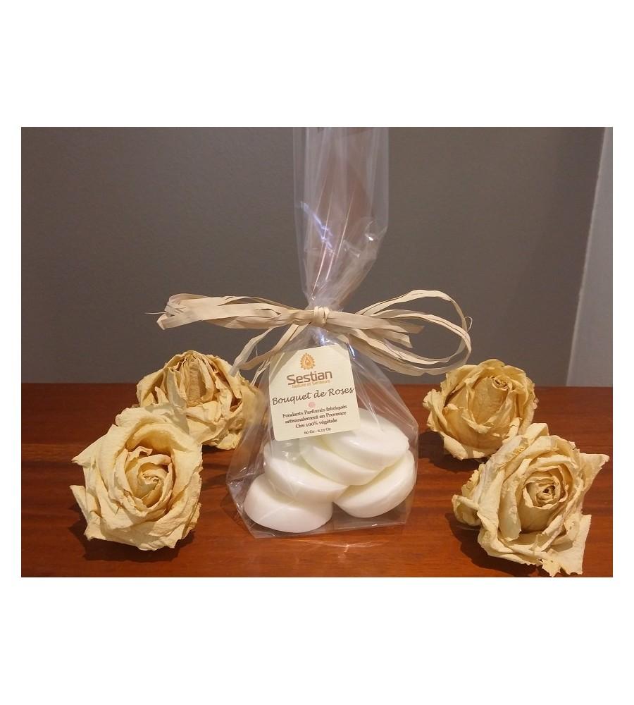 Fondants Parfumés -Bouquet de Roses