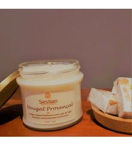 Bougie Parfumée Nougat Provençal 210