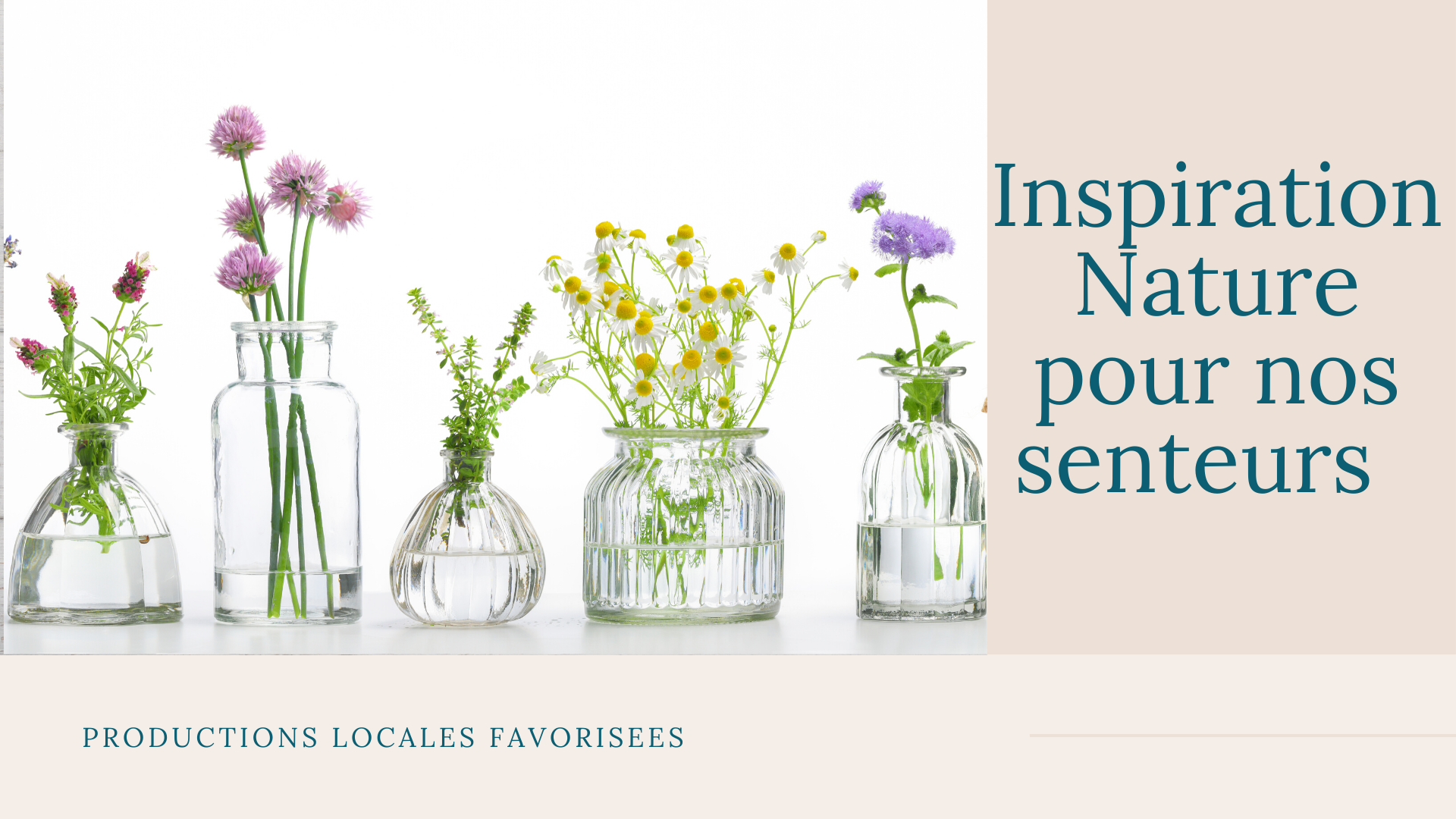 Parfums naturels