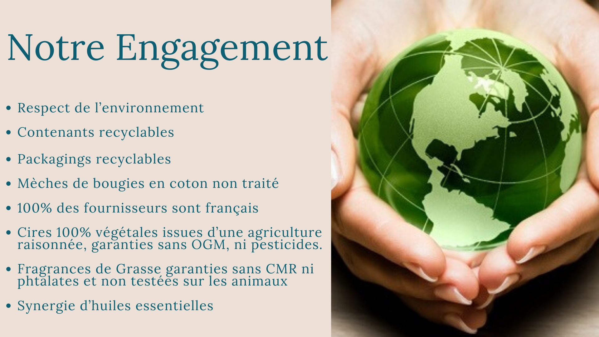 Engagement Eco Responsable